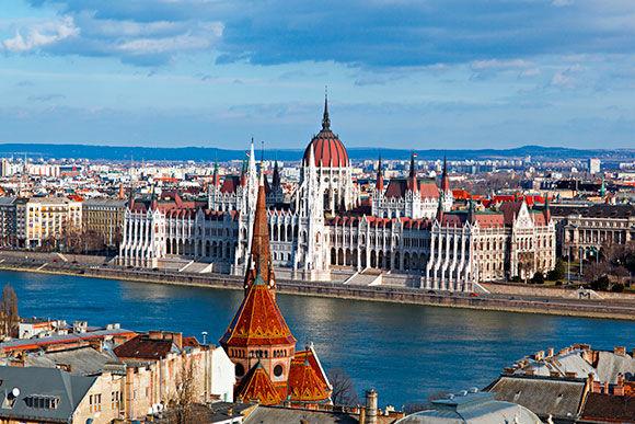 Circuito Budapest y Praga I