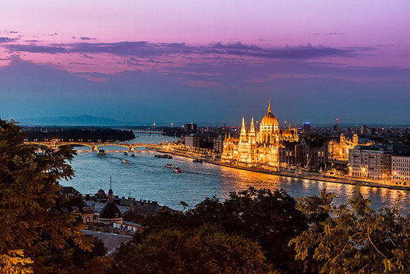 Circuito Lo mejor de Budapest y Praga