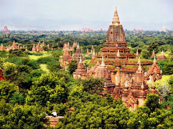 Circuito Myanmar Exótico