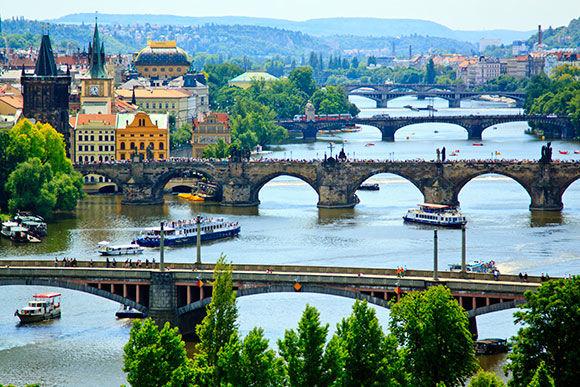 Circuito Praga y Budapest I
