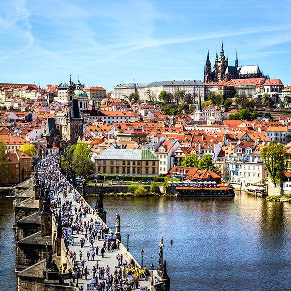 Circuito Praga, Budapest y Viena