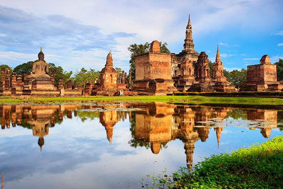 Circuito Tailandia: Norte al Sur y Krabi
