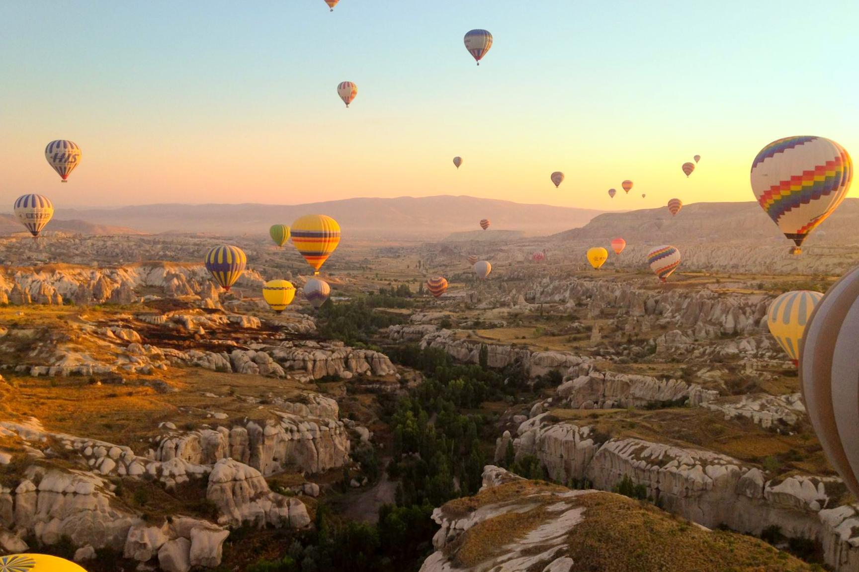 Circuito Maravillas de Turquía