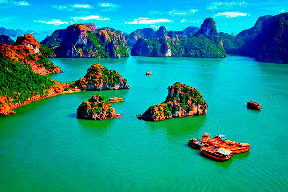 Circuito Tentaciones de Vietnam