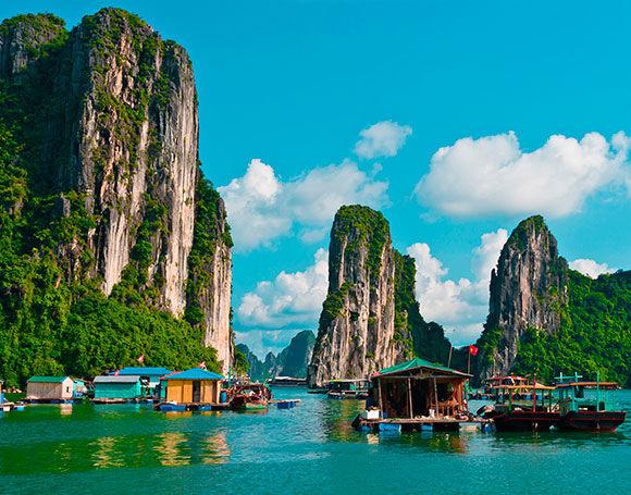 Circuito Leyendas y Tribus de Vietnam y Camboya